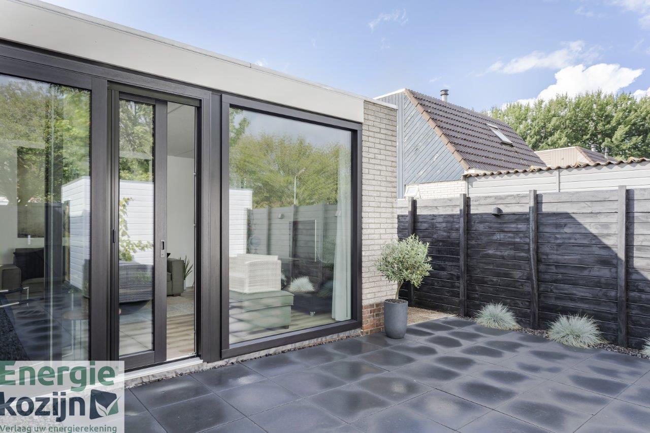 Kozijncenter Ede Kunststof kozijnen - Select Windows Energie Kozijn