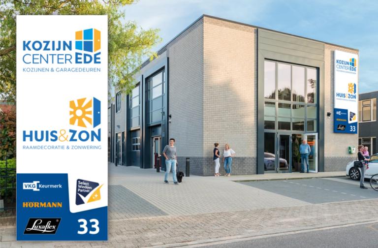 Kozijncenter ede Kunststof kozijnen - Verbouwcenter Ede wordt Kozijncenter Ede - Verkoopadviseur / Commercieel medewerker gezocht