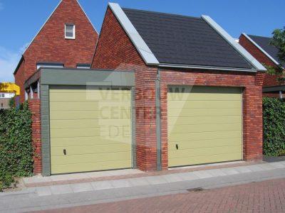 Handbediende garagedeuren
