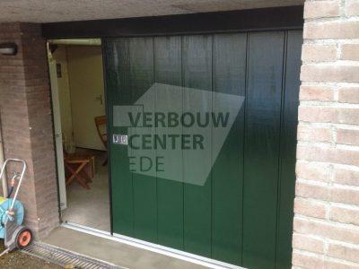 Zijdelingse HST garagedeur