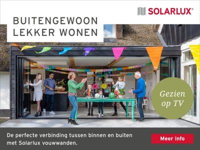 Kozijncenter Ede Vouwwand of harmonicadeuren aluminium vouwwanden Solarlux