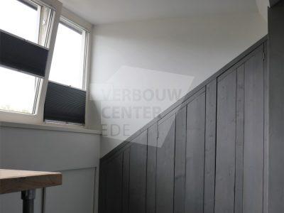 Kozijncenter Ede - Dakkapel Marieke-Verosol binnenzonwering